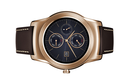 LG unveils upscale all-metal Watch Urbane